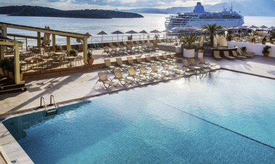 Hermes Hotel - Avra Hotels Collection