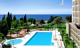 Hotel Materada Plava Laguna Kroatien