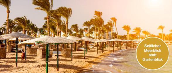 Hurghada Goldener Herbst