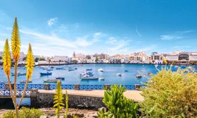 Lanzarote Hafen