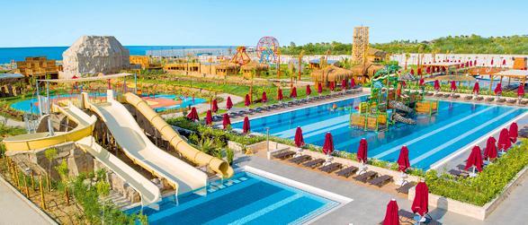 Aska Lara Resort & Spa Antalya