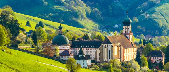 Schwarzwald Kirche