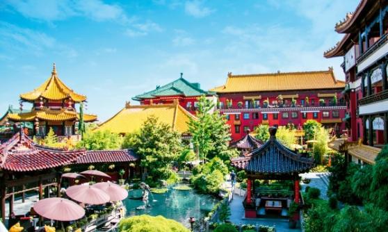 Phantasialand Erlebnishotel Ling Bao